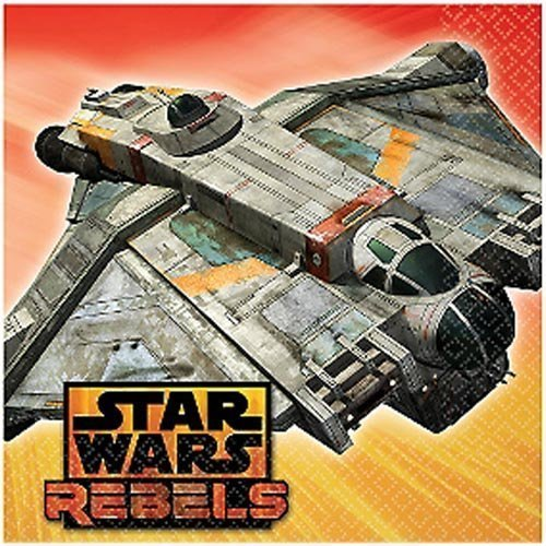 Star Wars 'Rebels' Small Napkins (16ct)
