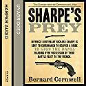Sharpe's Prey: The Expedition to Copenhagen, 1807 (The Sharpe Series, Book 5) Audiobook by Bernard Cornwell Narrated by Rupert Farley