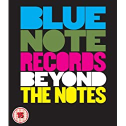 Blue Note Records Beyond The Notes [Blu-ray]