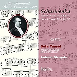 The Romantic Piano Concerto, Vol. 33  Scharwenka 2 & 3