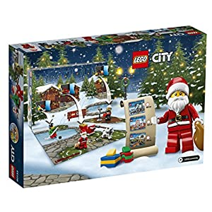 "LEGO 60133 ""City Advent Calendar"" Building Set"