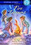 img - for Fire Dreams (A Stepping Stone Book(TM)) book / textbook / text book