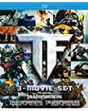Transformers Trilogy (Transformers / Transformers: Revenge of the Fallen / Transformers: Dark of the Moon) [Blu-ray]