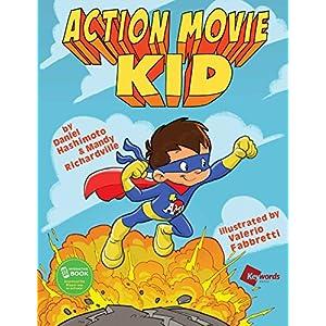 Action Movie Kid (English Edition)