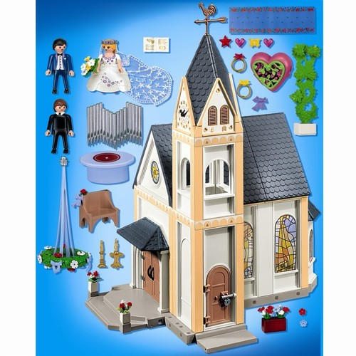 Toys For Church : Playmobil church wedding place on popscreen