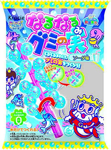 Kracie Gummy Trees Making Kit(soda) - Narunaruguminomi - 1