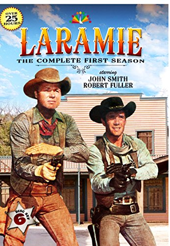 DVD : Laramie: Season One (6 Discos)