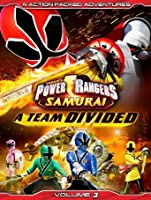 Power Rangers: Samurai Volume 3 (A Team Divided) [HD]