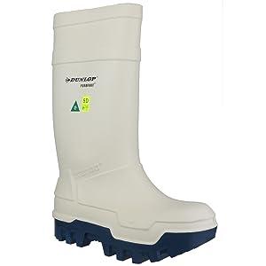 Dunlop Thermo+ Sicherheitsgummistiefel /Gummistiefel Purofort E662143  Schuhe & HandtaschenÜberprüfung und Beschreibung