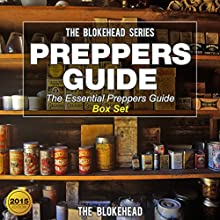 Preppers Guide: The Essential Preppers Guide Box Set: The Blokehead Success Series (       UNABRIDGED) by The Blokehead Narrated by Sabrina Z.