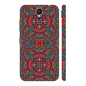 Enthopia Designer Hardshell Case Kaleidoscope Back Cover for Meizu MX6