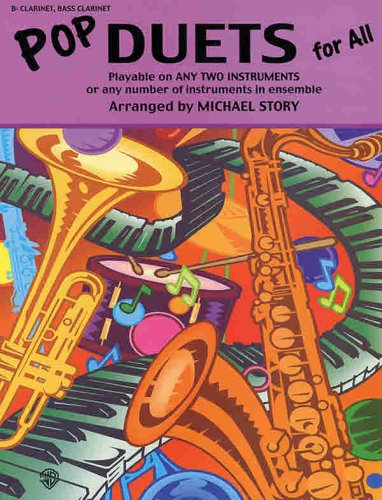 Pop Duets for All: Flute, Piccolo (Instrumental Ensembles for All)
