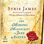 The Missing Manuscript of Jane Austen | Syrie James