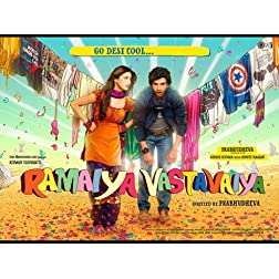 Ramaiya Vastavaiya (Hindi Film / Bollywood Movie / Indian Cinema DVD) 2013