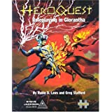 Heroquest Roleplaying in Gloranthaby Laws Stafford