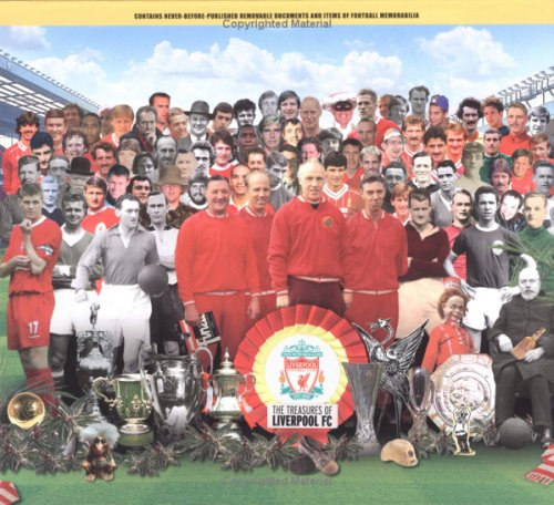 The Treasures of Liverpool FC