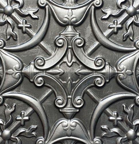 PL07en étain antique plafond Panneaux muraux décoration carrelage 3D pour estamper Café Pub Shop artisic 10pieces/Lot