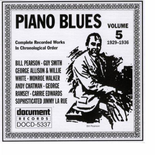 Piano Blues, Vol. 5 (1929-1936)