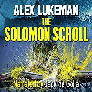 The Solomon Scroll Audiobook