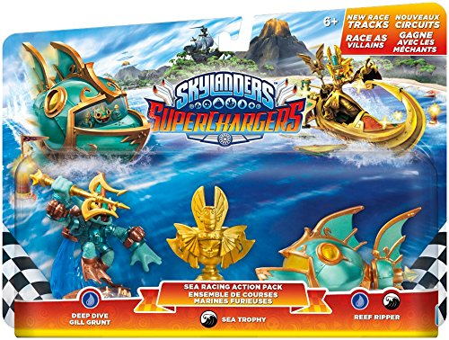 Skylanders SuperChargers: Racing Sea Photo