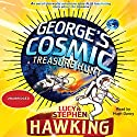 George's Cosmic Treasure Hunt Audiobook by Lucy Hawking Narrated by Hugh Dancy