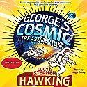 George's Cosmic Treasure Hunt Audiobook by Lucy Hawking Narrated by Hugh Dancy