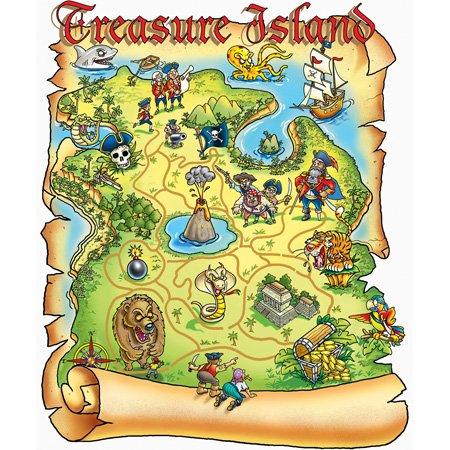 Cheap SunsOut Tom Pansini Treasure Map 200pc Jigsaw Puzzle (B001YJWP72)