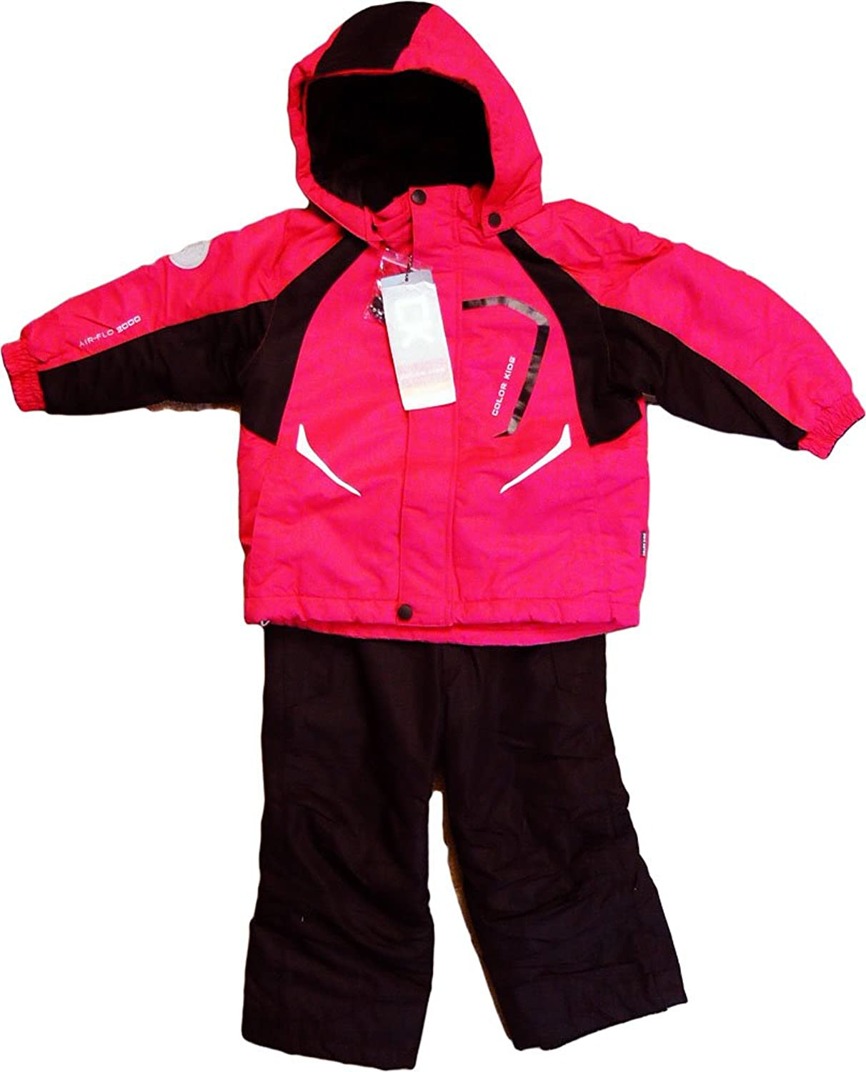 Color Kids.Ski-Anzug, 101748-440, Wessel Air-Flo 2000, Bright Rose
