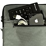 GREY SLATE - Notebook Vangoddy Hydei Padded Carry Case Sleeve for Apple MacBook Air 13