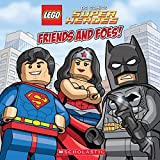 LEGO DC Super Heroes: Friends and Foes (PB)