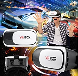 Tara VisionTM 2nd Generation Hot Selling VR Headset Virtual Reality 3D Glasses Google Cardboard VR Box Adjustable 4.7~6 Inch Screen Phones iphone 4S, iphone 5s, IPhone 6 / 6 S , Samsung LG, Nokia Sony HTC, Nexus Oneplus Moto etc - Inspired by Google Cardboard, Oculus Rift and Samsung Gear 2016