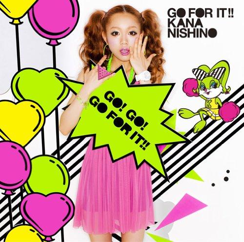 GO FOR IT!!(初回生産限定盤)(DVD付)