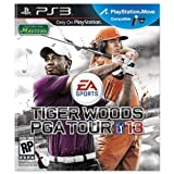 Tiger Woods PGA TOUR 13 - Playstation 3 Mar 27, 2012 ESRB Rating: Everyone