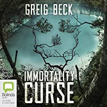 The Immortality Curse Audiobook by Greig Beck Narrated by Sean Mangan