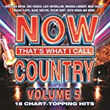 NOW Thats What I Call Country, Volume 5
