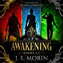 Twinborn Trilogy Collection Audiobook by J.S. Morin Narrated by Shawn Compton