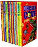 Rex Stone Dinosaur Cove Collection 20 Books Box Gift Set Pack by Rex Stone RRP: £99.80 (Finding the Deceptive , Assault of the Friendly Fiends, Chasing the Tunnelling Trickster, Clash of the Monster Crocs, Rampage of the Hungry Giants, Haunting of the G