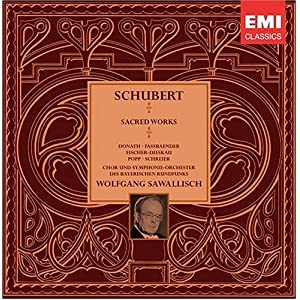  Sacred Works - Wolfgang Sawallisch (7 CD&#039;s)