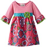 Rare Editions Girls 2-6X Toddler Print Dress
