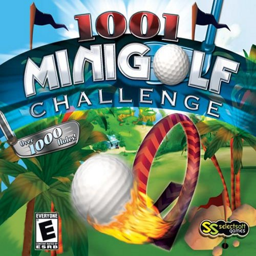 1001 Mini-Golf Challenge [Game Download]