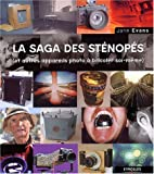 Photo du livre La saga des stenopes