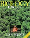 Biology for Life (0174480962) by Roberts, Michael
