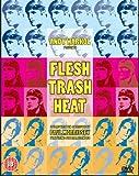 Paul Morrissey box set: Flesh/Trash/Heat packshot
