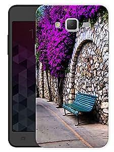 "Humor Gang Bench In Park Printed Designer Mobile Back Cover For ""Samsung Galaxy J5"" (3D, Matte, Premium Quality Snap On Case)"