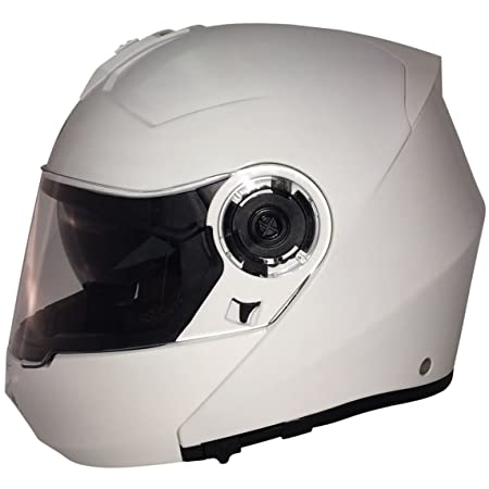 Viper RSV335 Flip Up casque de moto blanc