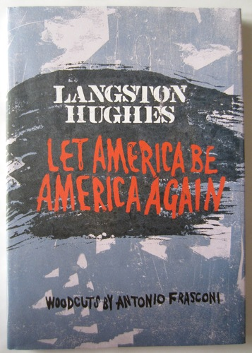 """let america be america again Let america be america again analysis in langston hughes poem """"let america be america again"""" he talks about how america should return to the way that it was perceived to be in the dreams before america was truly america."""