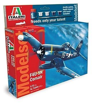 Italeri - I71044 - Maquette - Aviation - F4U-5N Corsair - Echelle 1:72
