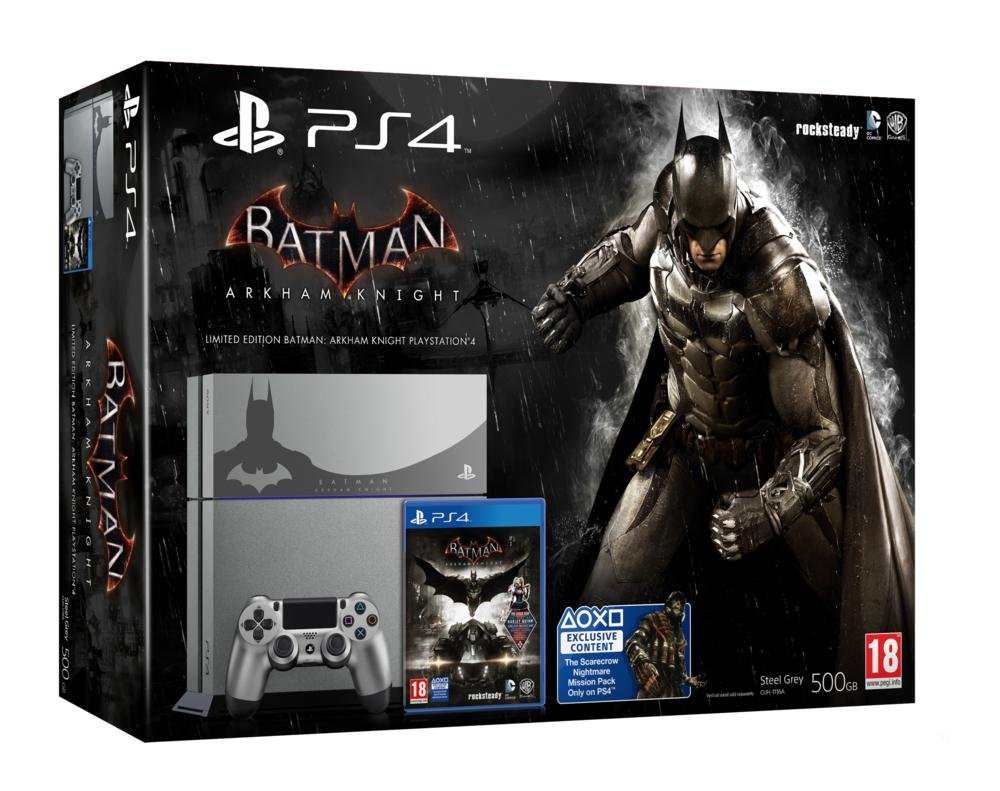 Batman: Arkham Knight 61Q1wSeYCmL._SL1000_