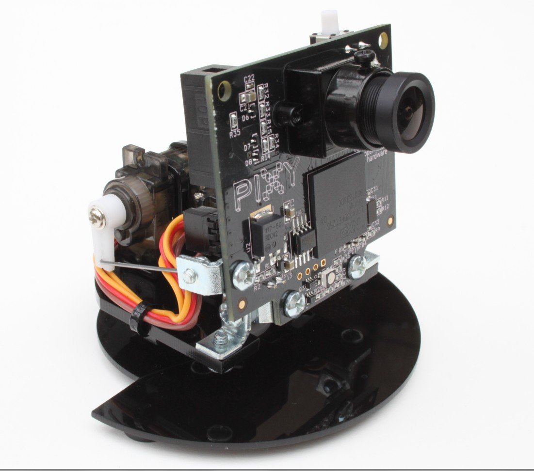 Pan Tilt Servo Motor Kit For Pixy Cmucam5 2 Axis