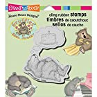 Stampendous Gruffies Cling Rubber Stamp